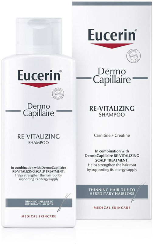 Picture of EUCERIN 69659 DermoCapillaire REVITALIZIRAJUĆI ŠAMPON 250ML
