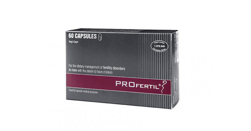 Picture of PROFERTIL KAPSULE A60