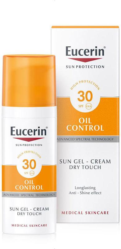 Picture of EUCERIN 69768 SUN OIL CONTROL DRY TOUCH GEL-KREMA SPF30 50ML