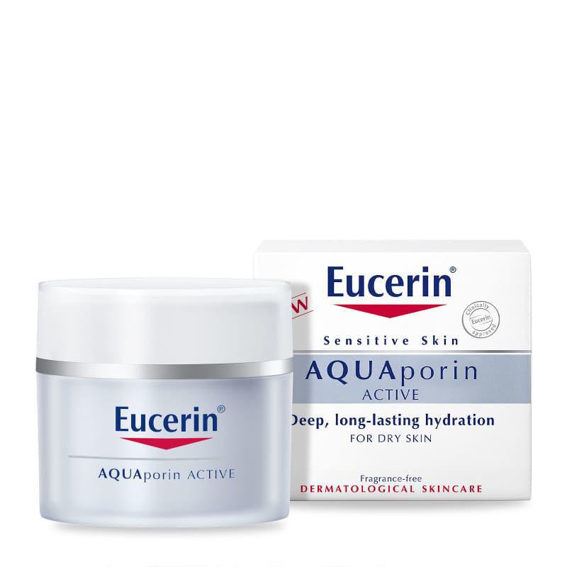 Picture of EUCERIN 69780 AQUAporin ACTIVE KREMA ZA SUHU KOŽU LICA 50ML