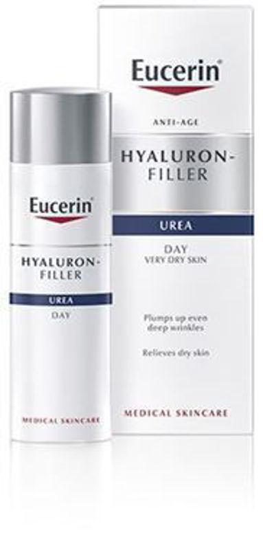 Picture of EUCERIN 63801 HYALURON-FILLER + UREA 5% DNEVNA KREMA 50ML