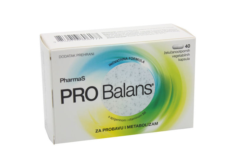 Picture of PROBALANS PHARMAS KAPSULE A40