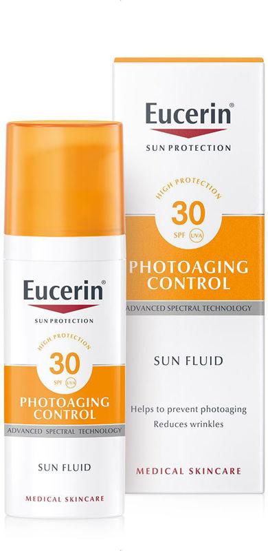 Picture of EUCERIN 87933 SUN PHOTOAGING CONTROL FLUID SPF-30