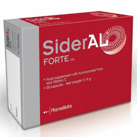 Picture of SIDERAL FORTE KAPSULE A20