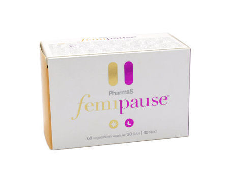 Picture of FEMIPAUSE PHARMAS 60 KAPSULA