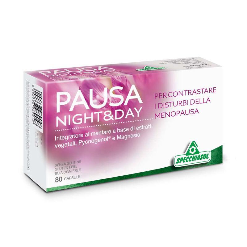 Picture of SPECCHIASOL PAUSA NIGHT&DAY KAPSULE 80 KOM