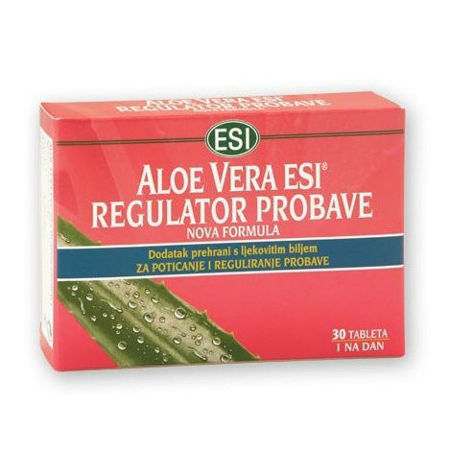 Picture of ESI ALOE VERA REGULATOR PROBAVE TABLETE 30 KOM