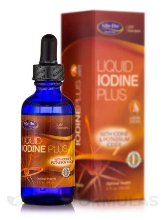 Picture of KAL IODINE LIQUID PLUS 59 ML