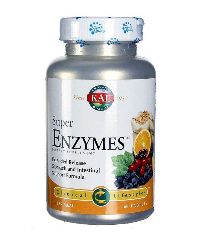 Picture of KAL SUPER ENZYMES 60 TABLETA