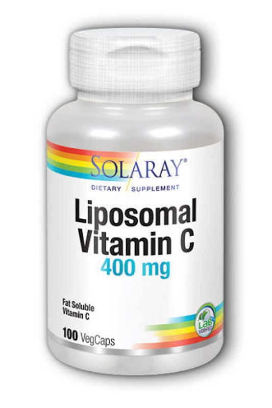 Picture of SOLARAY LIPOSOMALNI VITAMIN C 100 KOM