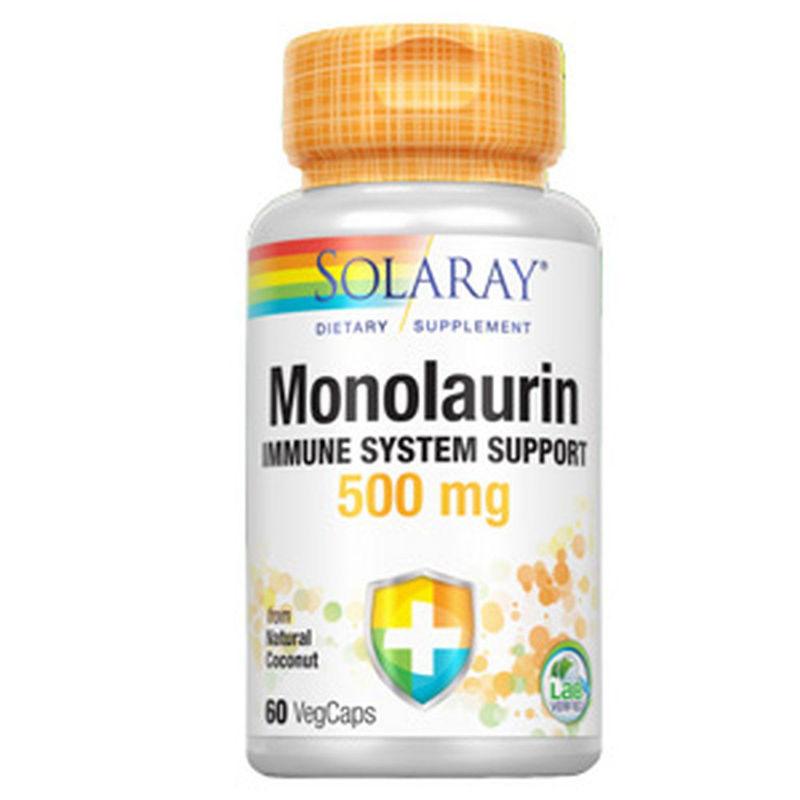 Picture of SOLARAY MONOLAURIN 60 TABLETA