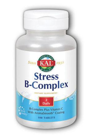 Picture of KAL STRESS B COMPLEX 100 TABLETA
