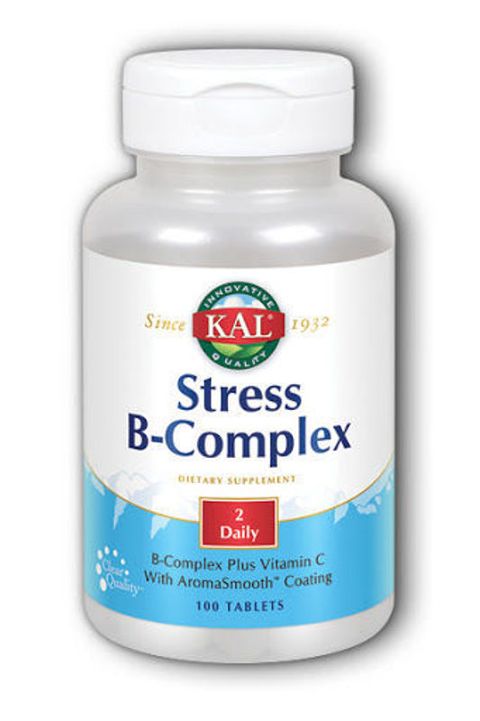 Picture of KAL STRESS B COMPLEX 100 TABLETA