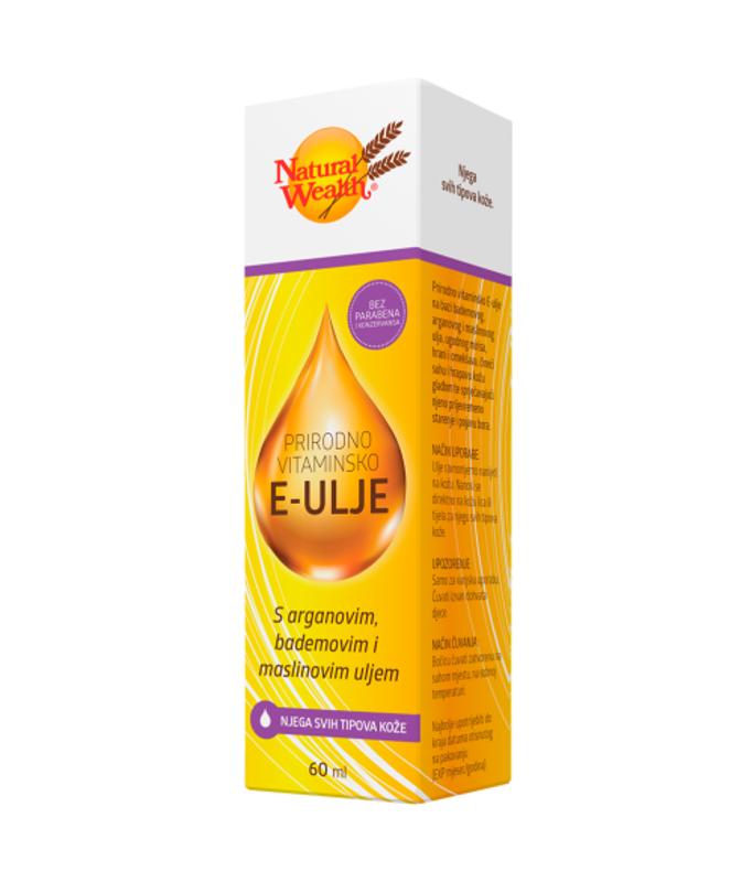 Picture of NATURAL WEALTH E-ULJE 60 ML