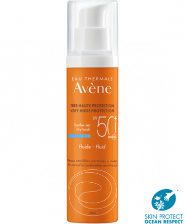 Picture of AVENE SUN FLUID SPF 50+  50 ML