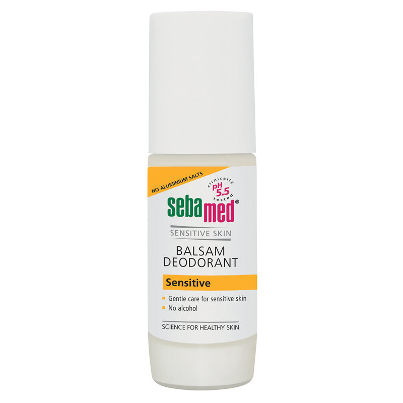 Picture of SEBAMED DEO ROLL ON SENSITIVE     50ML