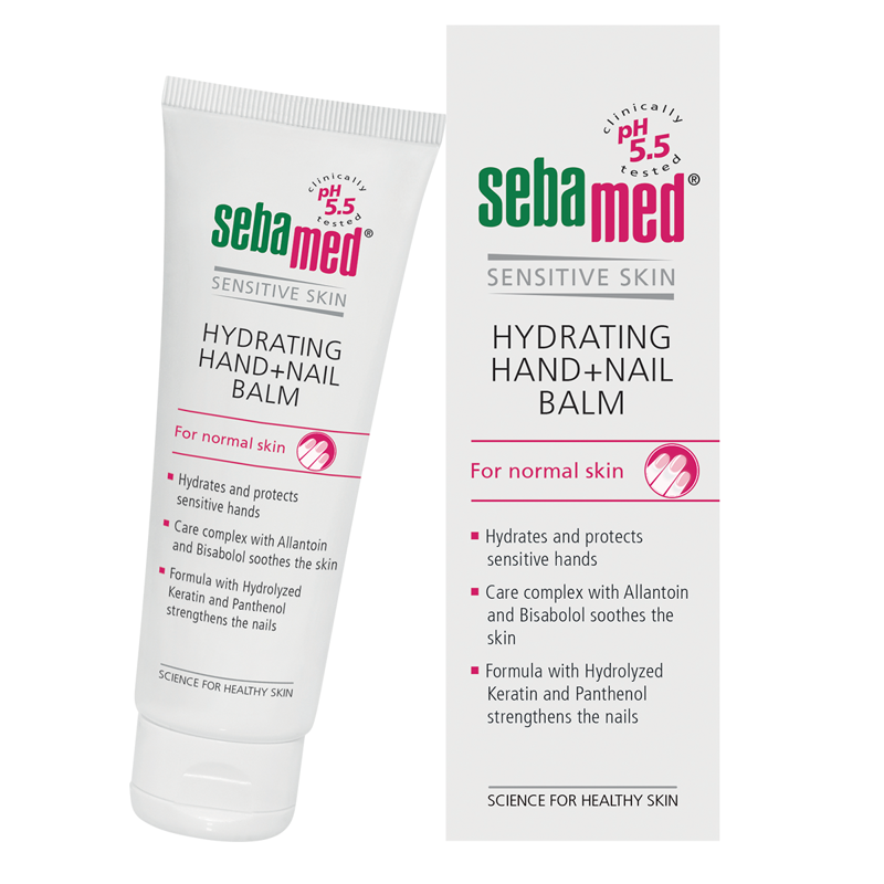 Picture of SEBAMED BALZAM ZA RUKE/NOKTE 75 ML