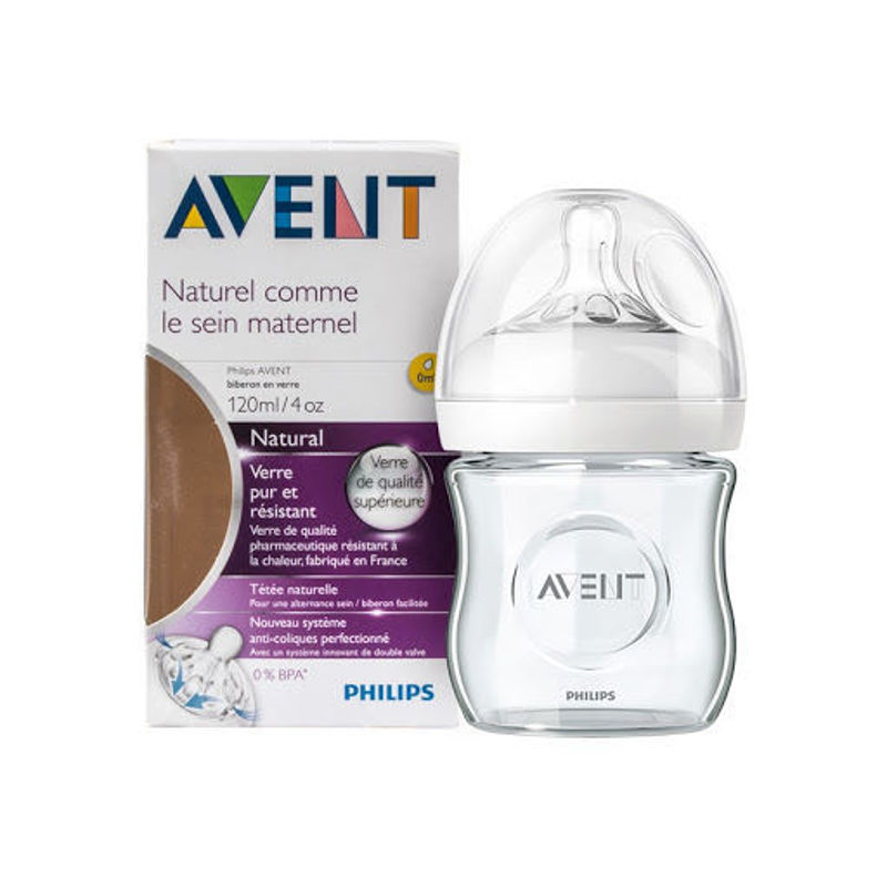 Picture of AVENT BOCA NATURAL STAKLO 120 ML