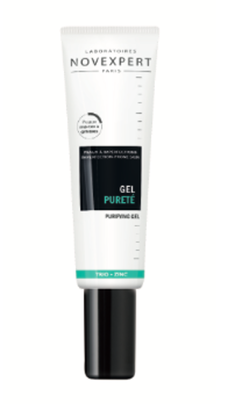 Picture of NOVEXPERT TRIO ZN PURIFYING GEL 40ML
