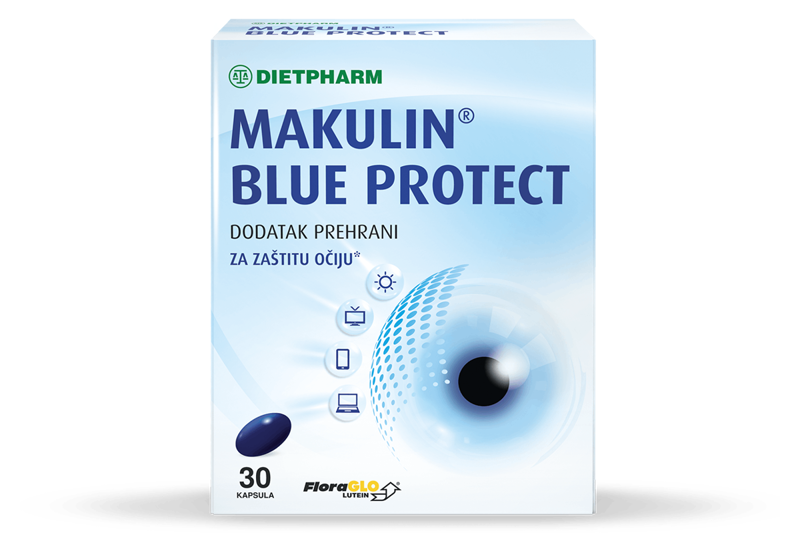 Picture of MAKULIN BLUE PROTECT KAPSULE A30