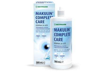 Picture of MAKULIN COMPLETE CARE OTOPINA ZA LEĆE 380 ML