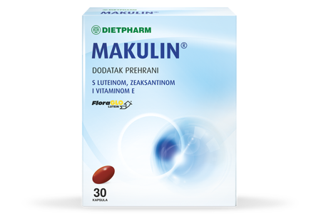 Picture of MAKULIN KAPSULE  A30