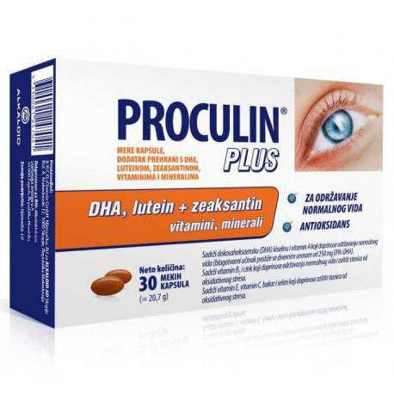Picture of PROCULIN PLUS KAPSULE A30