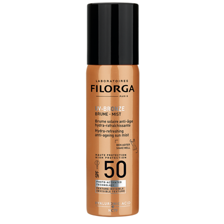 Picture of FILORGA UV-BRONZE MIST SPF 50 60 ML