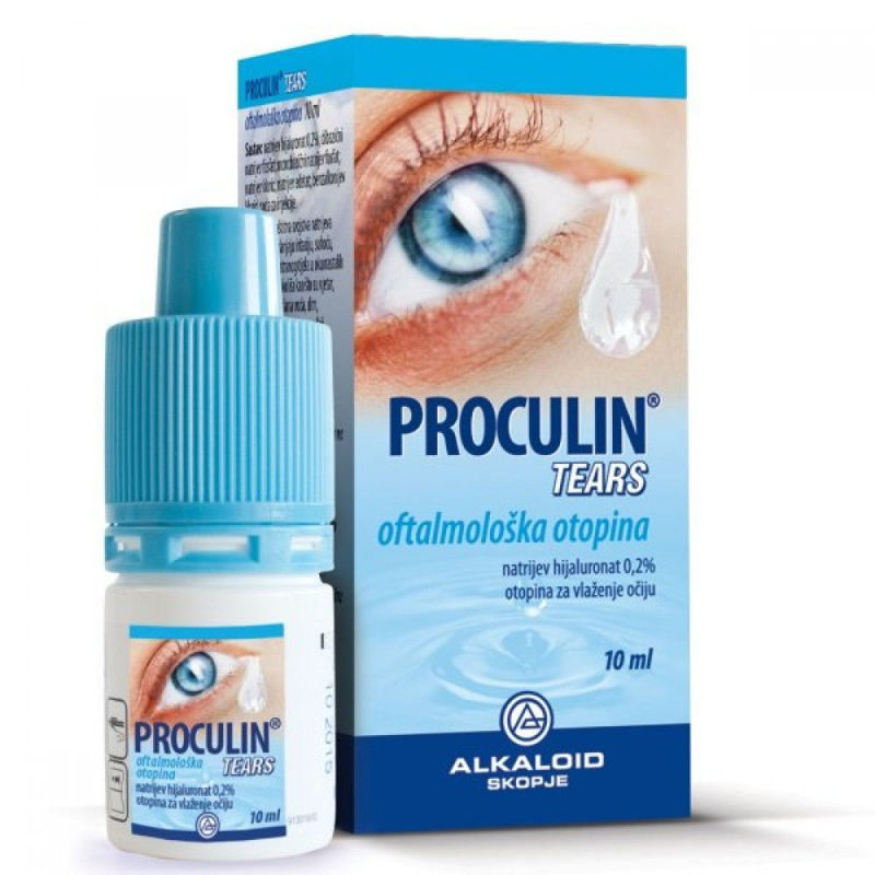 Picture of PROCULIN TEARS 10 ML