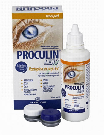 Picture of PROCULIN LENS OTOPINA ZA LEĆE 100 ML