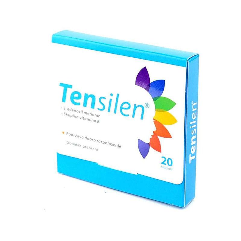 Picture of TENSILEN KAPSULE 20 KOM