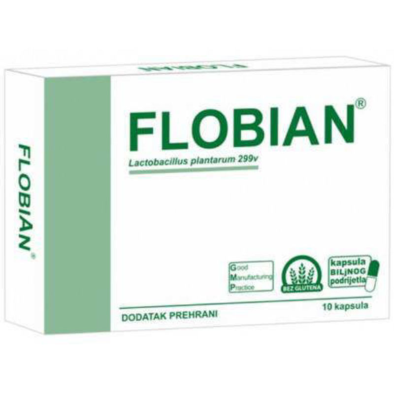 Picture of FLOBIAN 10 KAPSULA