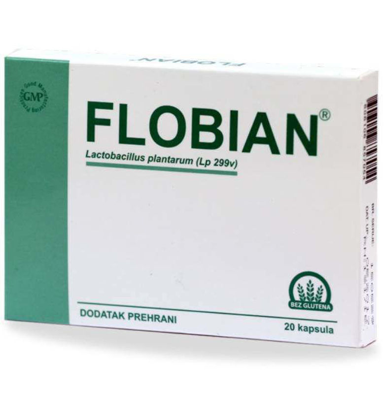 Picture of FLOBIAN 20 KAPSULA