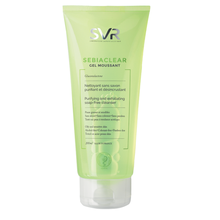 Picture of SVR SEBIACLEAR GEL ZA PRANJE 200 ML
