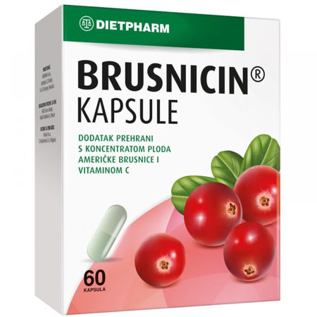 Picture of BRUSNICIN 60 KAPSULA