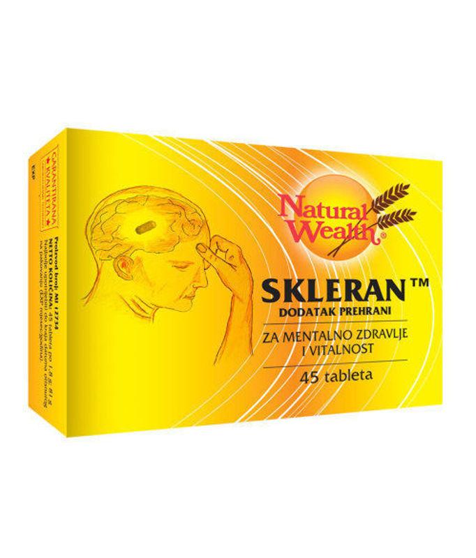 Picture of NATURAL WEALTH  SKLERAN TBL 45 KOM