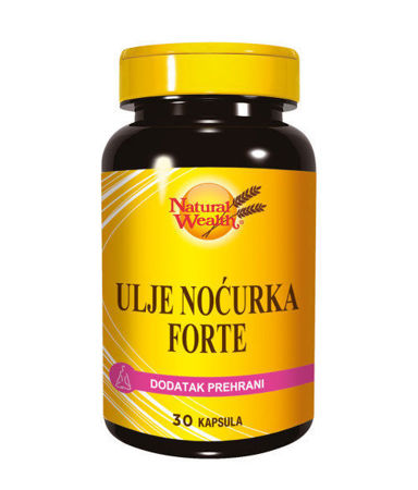 Picture of NATURAL WEALTH  ULJE NOĆURKA FORTE 1300 MG