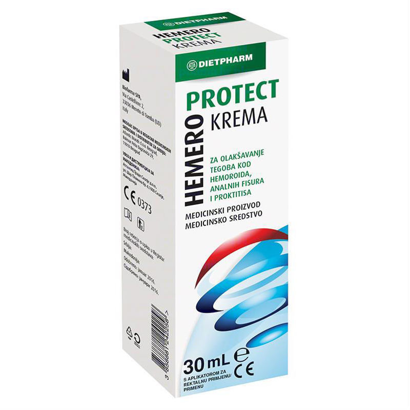 Picture of HEMERO PROTECT KREMA  30 ML