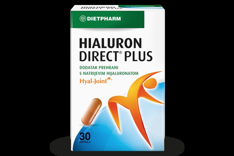 Picture of HIALURON DIRECT PLUS 30 KAPSULA