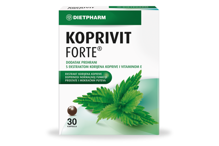 Picture of KOPRIVIT FORTE KAPSULE 30 KOMADA