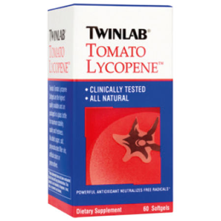Picture of TWINLAB  TOMATO LIKOPEN  10MG 60 KOM