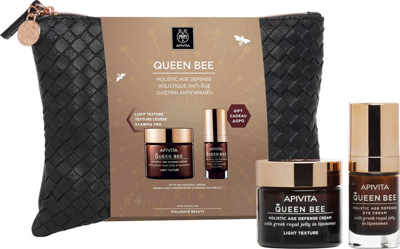 Picture of APIVITA QUEEN BEE LIGHT SET