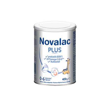Picture of NOVALAC PLUS 400 G (0-6MJ)