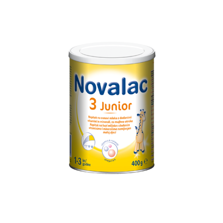Picture of NOVALAC 3 JUNIOR 400 G