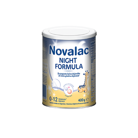 Picture of NOVALAC NIGHT FORMULA  400 G