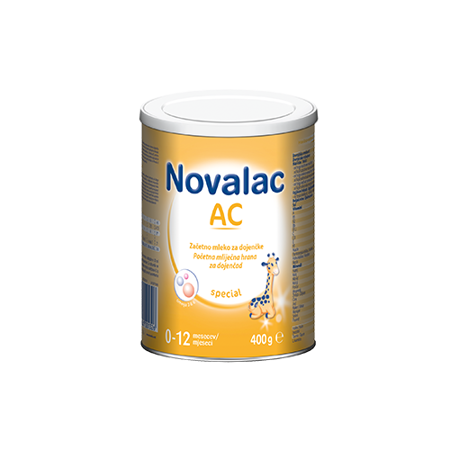 Picture of NOVALAC AC (0-12) 400G