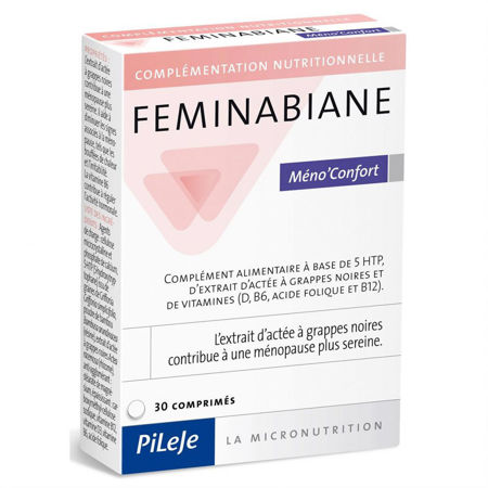 Picture of PIL FEMINABIANE MENO COMFORT 30 CAPS