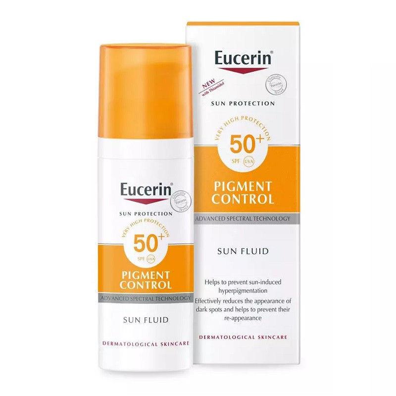 Picture of EUCERIN 87997 SUN FLUID PIGMENT CONTROL SPF50