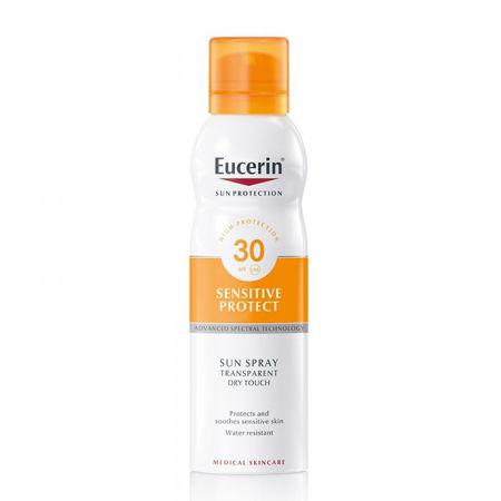 Picture of EUCERIN 69759 SUN SENSITIVE PROTECT DRY TOUCH SPREJ SPF30 200ML