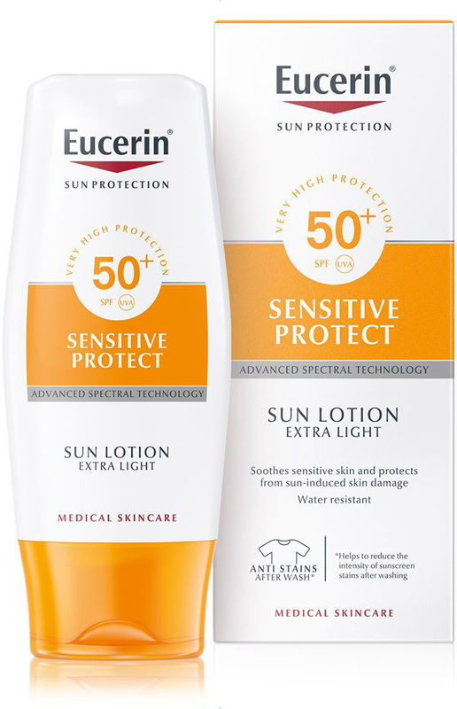 Picture of EUCERIN 89753 SUN PHOTOAGING CONTROL LOSION SPF 50+ 150ML